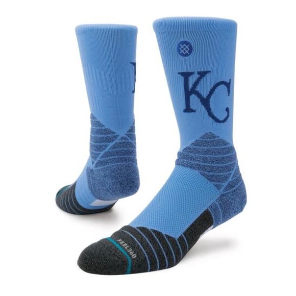 Stance KC MLB Royals Diamond Pro Crew Socks